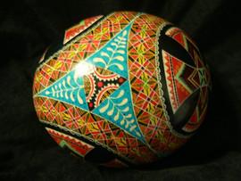 Ostrich egg
