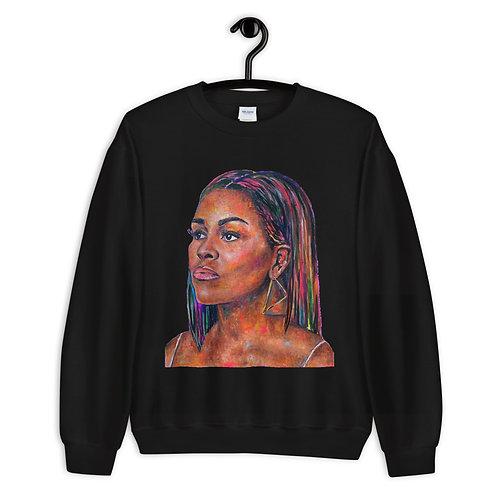 Michelle Unisex Sweatshirt