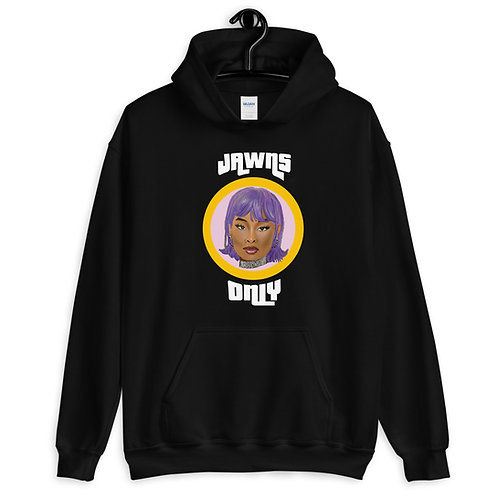 Jawns Only 3 Hoodie