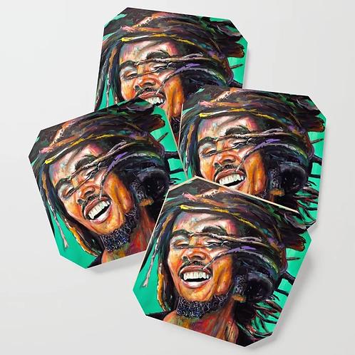 Bob Marley Coasters