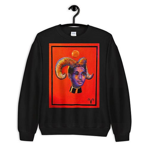 Aries the Ram Unisex Sweatshirt