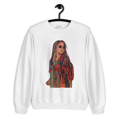 Lisa Bonet Unisex Sweatshirt