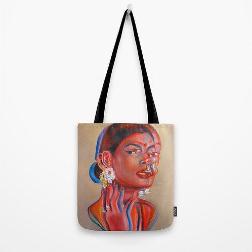 Emboss Tote Bag