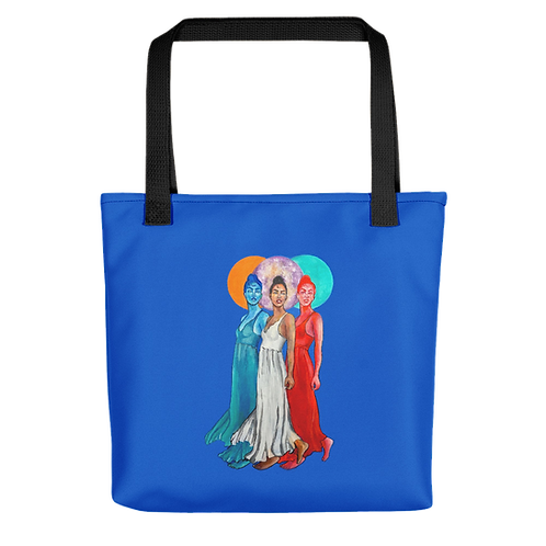 Virgo the Virgin Tote Bag