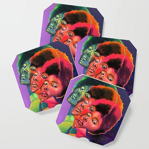 Nightshade Coasters