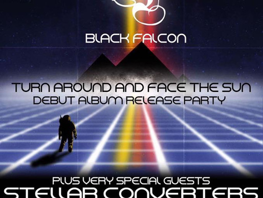 BLACK FALCON: ALBUM LAUNCH PARTY