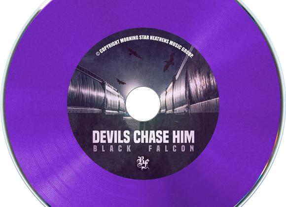 Black Falcon - Devils chase him