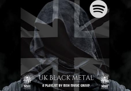 UK Black Metal | Spotify Playlist