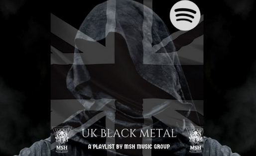 UK Black Metal | Spotify Playlist