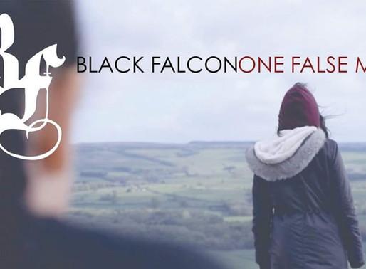 NEW VIDEO! Black Falcon - One False Move