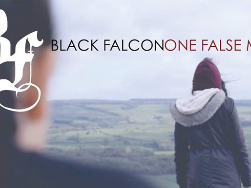 NEW VIDEO! Black Falcon - One False Move