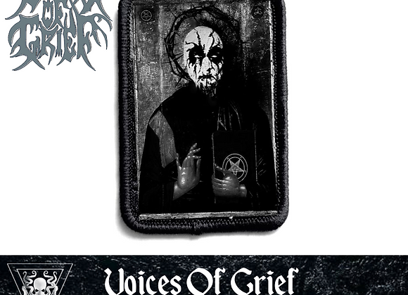 Voices Of Grief - Jacket Patch