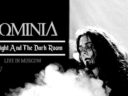 'The Night And The Dark Room' - (LIVE IN MOSCOW) Track Premier