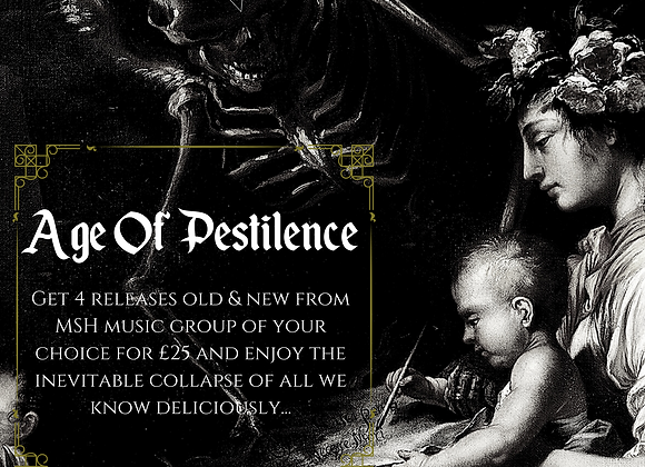 MSH's Age Of Pestilence | Bundle |
