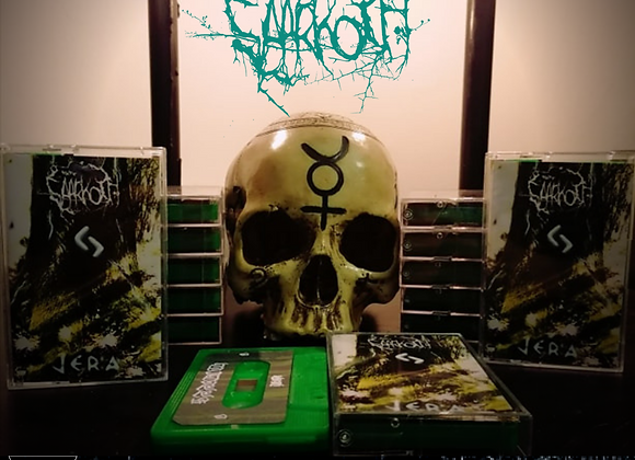 Saarkoth - Jera (Cassette tapes)