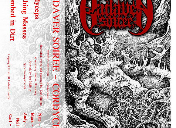 Cadaver Soiree - Cordyceps (Single)