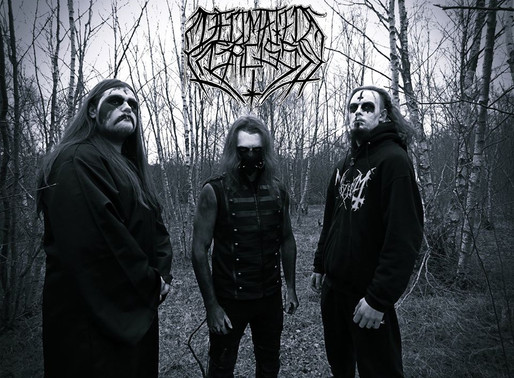 Decimated Cross | UK Black Metal band sign to MSH music group