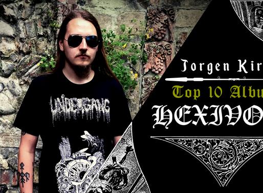 Jorgen Kirby | Hexivoid | Top 10 Albums
