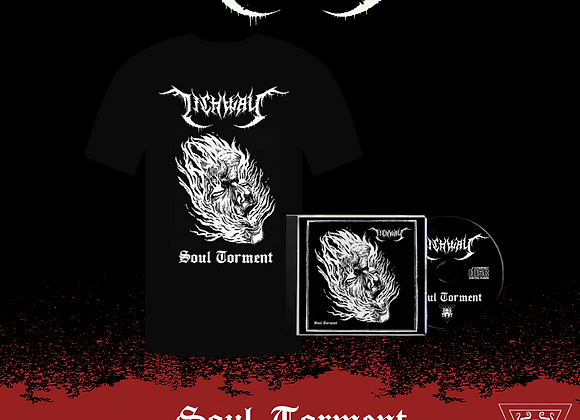 Lichway - T-shirt/CD Bundle