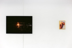 fine art photography gallery documentation dying man portrait and sunset photograph
