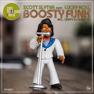 Scott Slyter feat. Lucky Roll • Boosty Funk