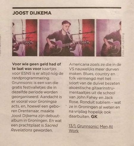 Joost Dijkema Volkskrant.JPG