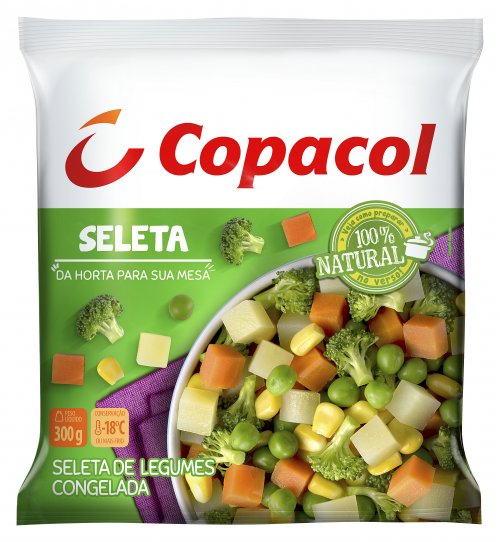 Seleta Copacol 300g