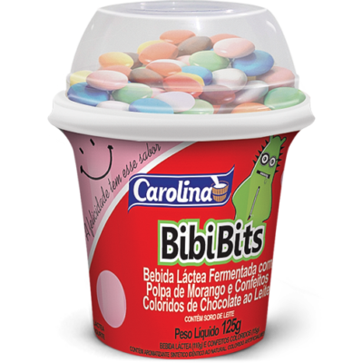 Bibi bits vermelho