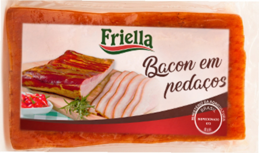 Bacon pedaço