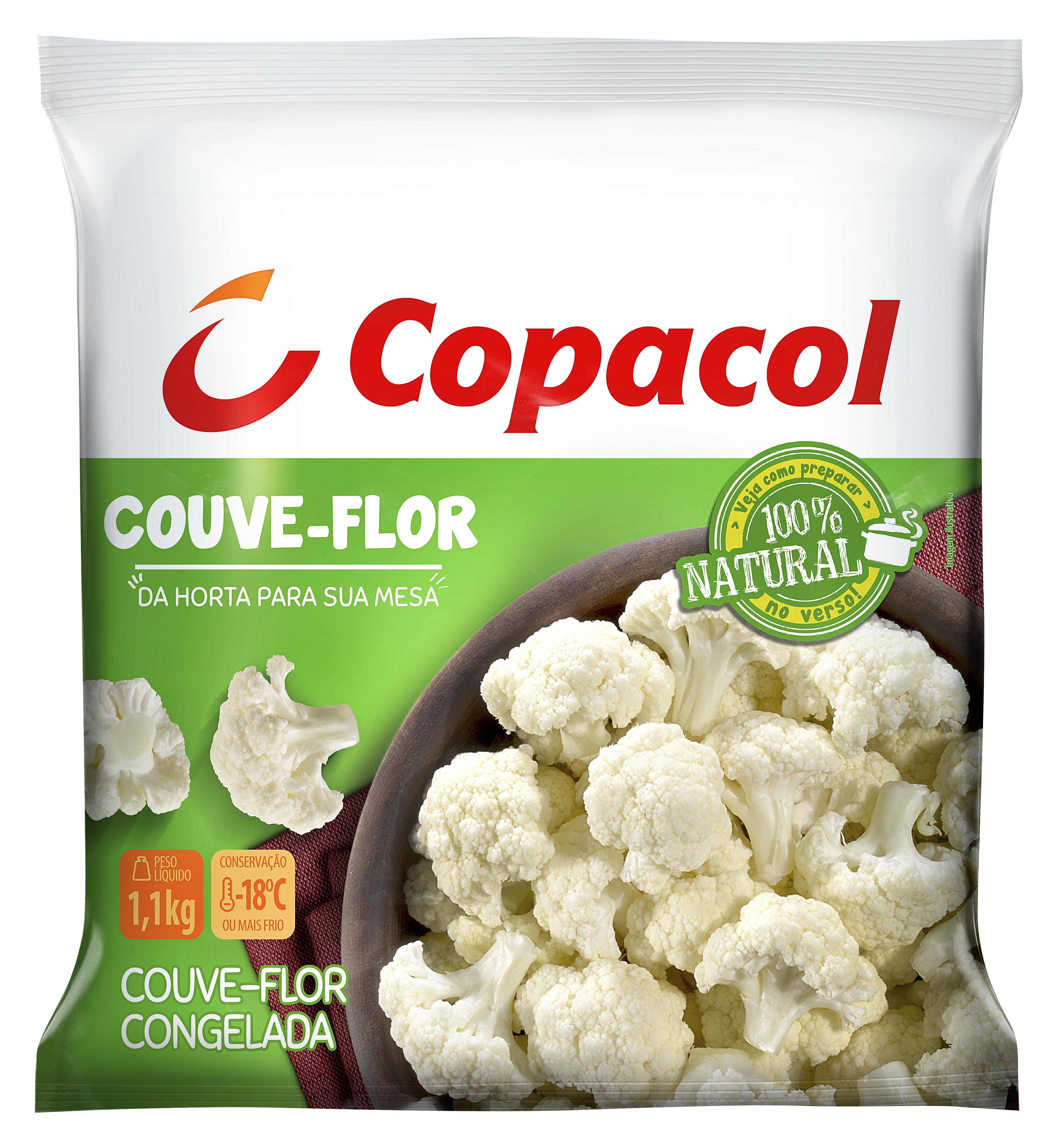 Couve Flor 1,1kg