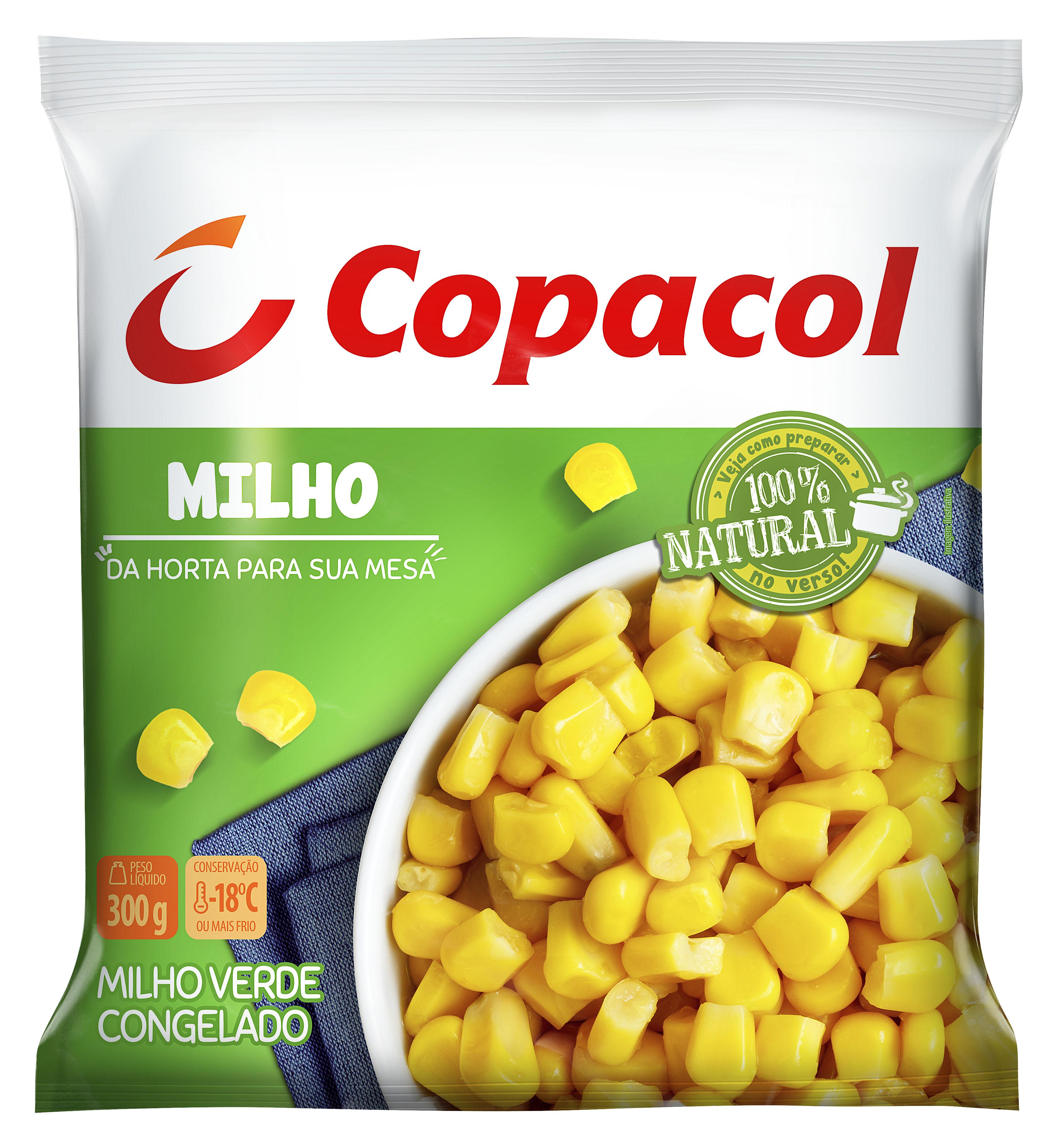 Milho verde 300g