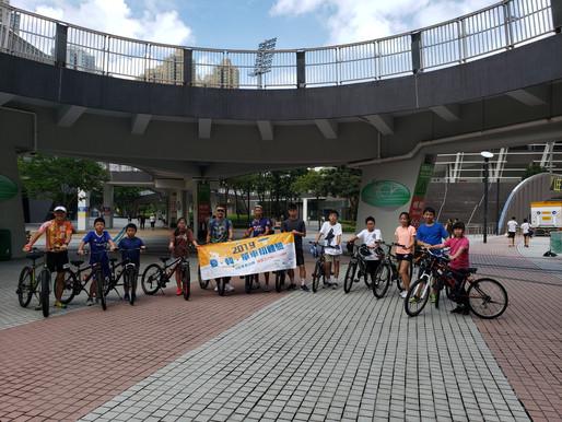 「夏。韓。單車初體驗 」第三堂