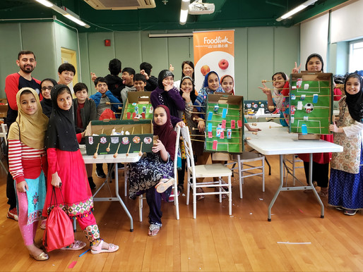 Credit One World x Foodlink DIY 環保Workshop