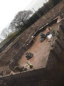 Longton - Basement Construction