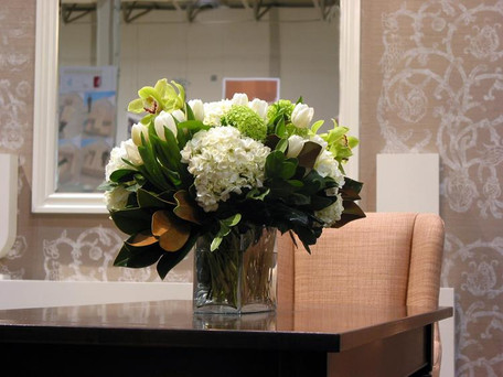 Office Reception Flowers