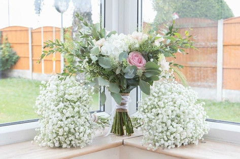 Wedding flowers in Warrington