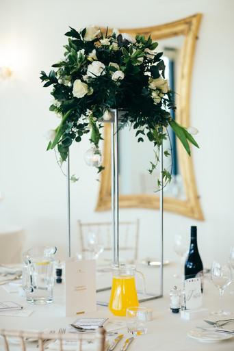 Flower stand centrepiece