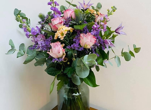 Monthly Seasonal Flower Delivery