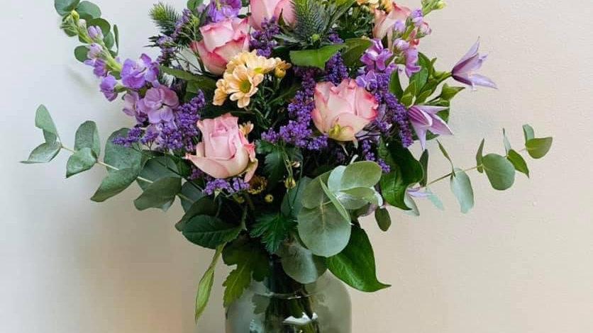 Weekly Seasonal Flower Delivery
