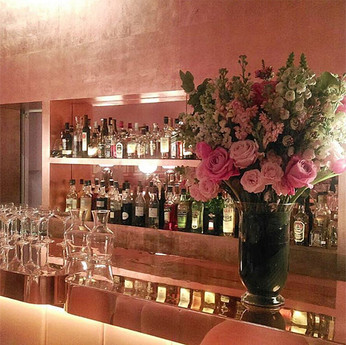 Bar Flower Arrangement