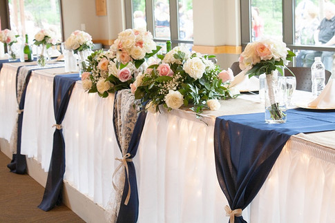 wedding flowers west tower