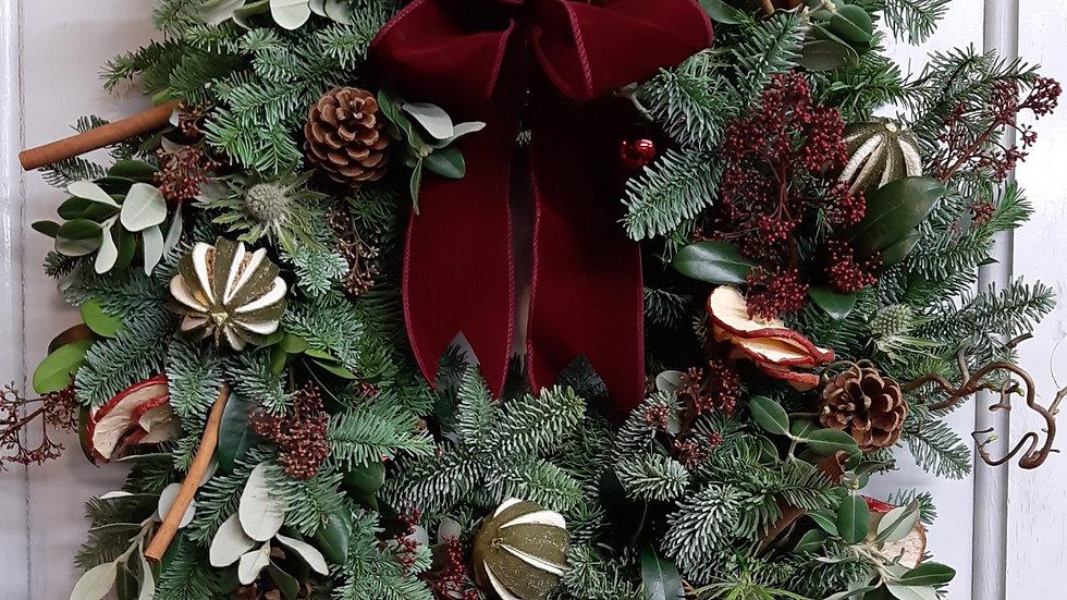Christmas Wreath - Pre-Order Deposit