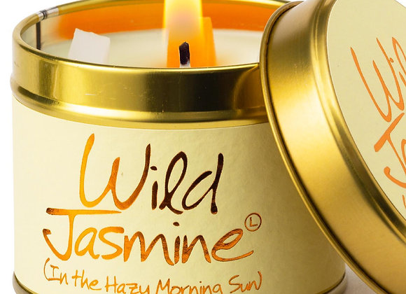 Wild Jasmine Scented Candle Tin