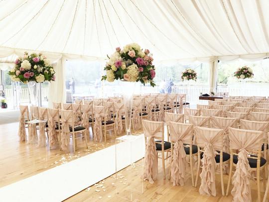 wedding flowers in cheshire