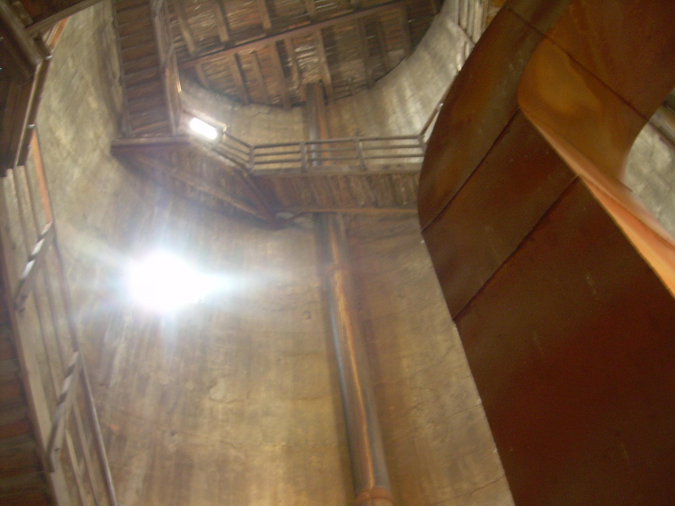 Оловозавод. Водонапорная башня