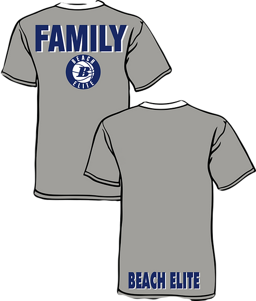 Youth Size Family (Grey)