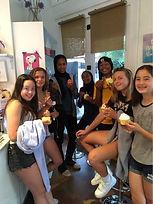Girls in Vegas Bonding.JPG