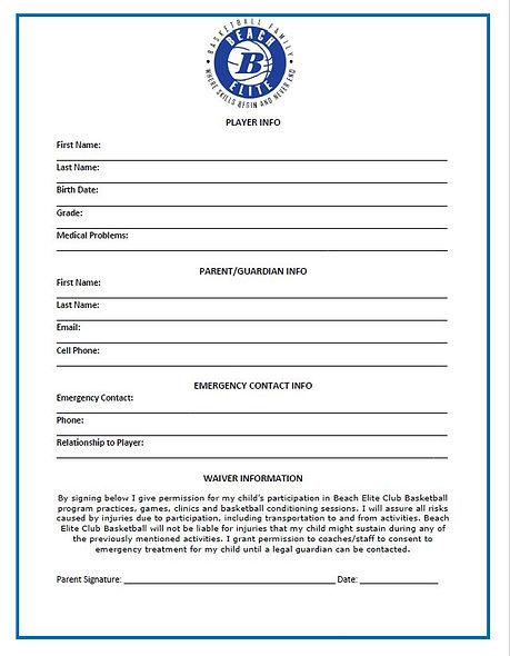 Beach Elite Medical Release Form.JPG