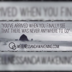 Never anywhere to go