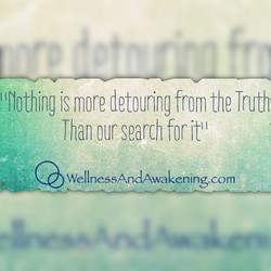 Detouring from the truth